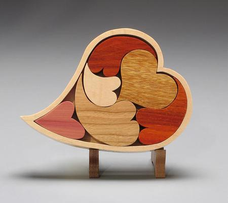 Wood & Metal by Guest Artists -